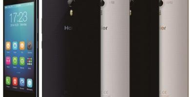 Formatear un dispositivo Haier a su estado de fábrica