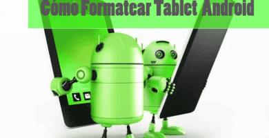 Cómo resetear una tablet android bloqueada