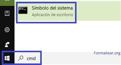 activar windows 10 desde simbolo de sistema