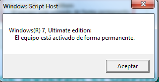 Aprende a activar windows 7