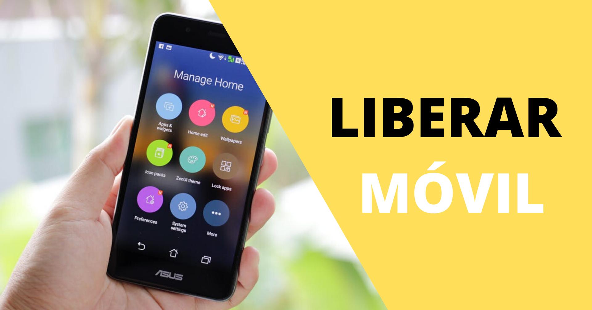 Cómo liberar un teléfono móvil gratis