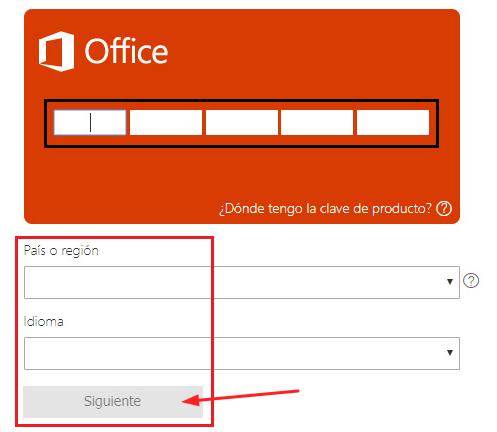 Seriales para activar Office 365