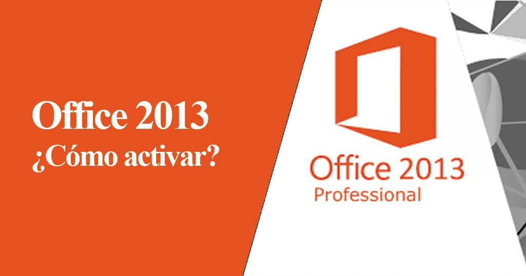 Como activar office 2013 con claves de produto. Todos los seriales disponibles